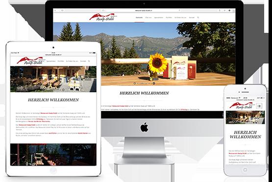 Responive Website