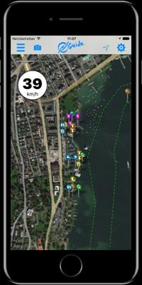 BoatDriver Guide App