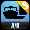 BoatDriver Serial App Icon