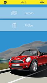 Screenshot AutoDriver App